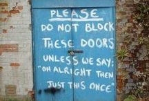 Doors / Don't you love them madly?