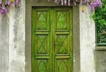 Gates & Exterior Doors / by Deborah Smith