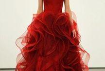 gowns I / Wish I had a closet full.