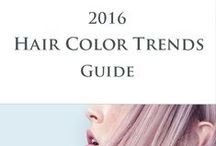 2016 Hair Color Trends / Awesome hair color ideas for 2016. 2016 Hair Color Trends. 2016 Hair Trends / by Simply Organic Beauty