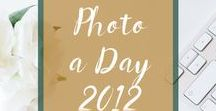 Photo a Day July 2012 / In July 2012, I took part in the Photo-a-Day challenge. These are the pictures I took.