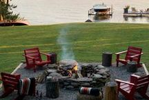 outdoor spaces / little slices of personal heaven