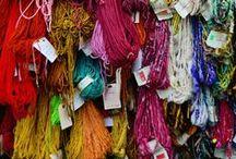 Yarnspiration / Handspun yarn, hand dyed yarn, spinning fiber
