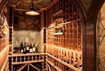 Wine storage / by Sean Knight Custom Homes