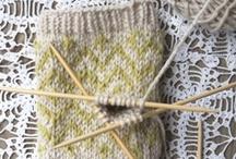 knitting / by Jennifer Martinsons