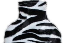 Animal Print Hot Water Bottles