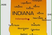Indiana, the HOOSIER state / a place I have lived