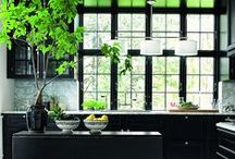 k i t c h e n / Glamours, innovative, stylish kitchen design