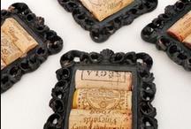 Cork crafts / by Rita Da Silva