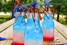 4th of July / Ideas and recipes for the 4th of July