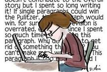 writing / would love to finish my writing projects...sigh... / by Susan Lawless
