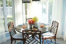 Dining Room / by Rita Da Silva
