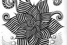 ZenTangles / by Sara Beth Allen