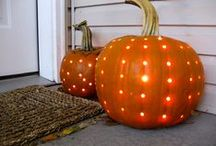 Fall Decorating on a Budget / Decorate for Fall on a budget!