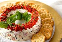 Appetizing Appetizers and Delectable Dips / by Monica Rodriguez