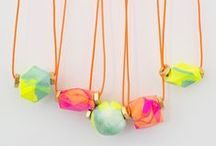 Crafty Jewelry / Homemade Jewelery Inspritation / by Korin Anderson