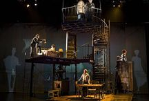 Theatre: Sets / by Mariah Griep