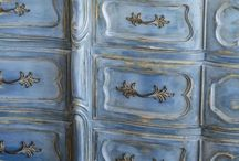 Upcycled - Renovation Inspirations / Painted and reinvented furniture  / by Emily McGraw