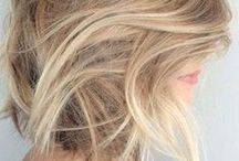 The Blondetourage / Gorgeous Blonde Hair Colors. Hair Color Ideas For Blondes. Hair Care Tips For Blondes. Salon Products for Blondes.  / by Simply Organic Beauty