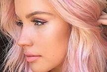 Fashion Hair Colors / Pastel Hair Colors | Fashion Hair Colors | Vibrant Hair Colors / by Simply Organic Beauty
