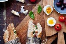 table , food etc