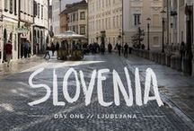 Destination 2016 - Slovenia