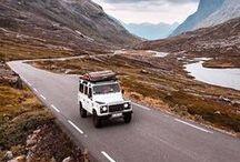 Road Trip / Nature Road Trip, SUV, Jeep, Wagon Road Trip.