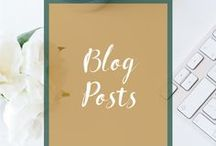 Blog Posts / Posts about social media, marketing and business related self-development from my blog http://donnambrown.co.uk