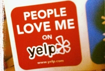 Yelpalicious! / The Board for all things Yelp! / by Nicole Bullock