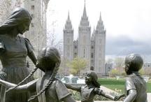 I'm a Mormon / by Nicole Bullock