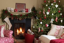 Cosy Cottage Christmas / Create a cosy world for your Christmas wherever you are.