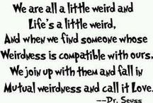 Speaking Words of Wisdom....