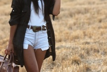My Style / I'd wear that. Style that I love. Ideas to inspire my wardrobe.
