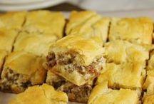 yummy stuff / by Candace Jacobson-Perez