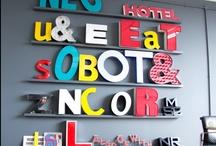 Vintage Sign Letters / Vintage letters, marquee letters, signs letters, light up letters, bulb letters, neon, fairground