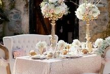 Wedding, Reception Decor, Tablescapes