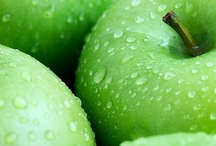 Envy Green / My favorite colour. The colour of life. Cheerful colour.
