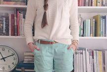 My Style / Fashion style and great outfits;  Outfits que me encantan y moda que no pasa de moda;
