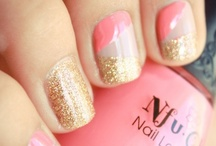...and my finger nails matchin' / by Lucette J