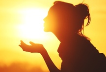 Sunset/Sunrise / Perfect silhouettes and pics of the most perfect times of any day...