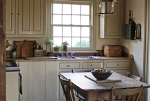 kitchens [rustic]  / by Rachel C.