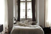 bedrooms / by Rachel C.