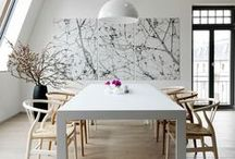 dining spaces / by Rachel C.