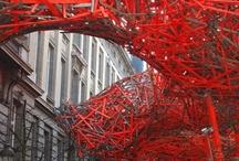 STRUCTURES / Un patchwork des structures les plus créatives et insolites dans le domaine de l'art et de l'architecture
