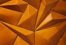 Textures & Materials/ Textures et matériaux / L'innovation dans le domaine des textures, des matériaux, traitements de surface au service du design et de l'architecture