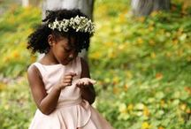 Flower Girl / by Black Bride