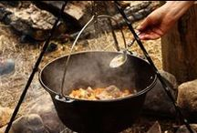 Camp Food / Inspiration for quality camp food / by Overland Odyssey