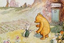 Childrens Book Illustrations / Beautiful illustrations from Children's Books