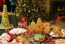Holiday Parties / Christmas, Cookie Exchanges (also called Cookie Swaps), Halloween, Valentines Day, Easter, Fourth of July