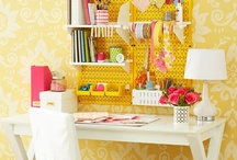 Craft Room / by Audrey Neng